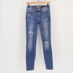 Joe's Jeans The Icon Daria High Rise Crop Sz 25